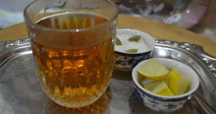Peshawari Green Tea (Qehwa)