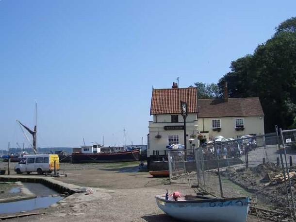 Pinn Mill, de Butt and Oyster