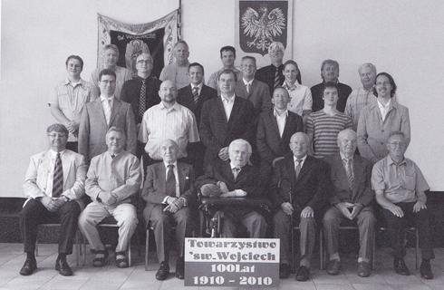 Bron: Ed Grol, Art to Share | Foto ter gelegenheid van het 100-jarig jubileum