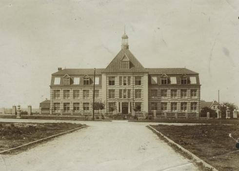 Bron: Rijckheyt.nl | Ambachtsschool (rond 1916)