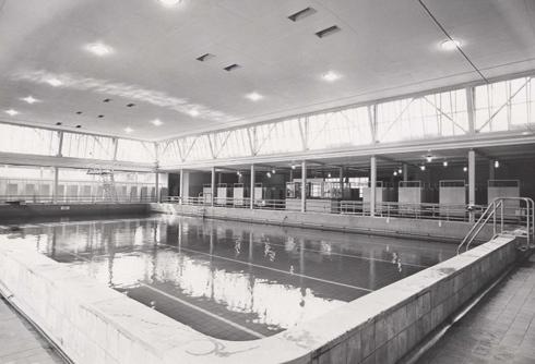 Bron: Rijckheyt.nl | Sportfondsenbad (1954)