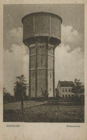 Bron: Rijckheyt.nl | De watertoren in volle glorie