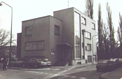 Bron: Rijckheyt.nl | Oude Lindestraat (maart 1979). Huis Op de Linde. Woning van architect prof.ir.F.P.J.Peutz tot zijn overlijden in 1974.