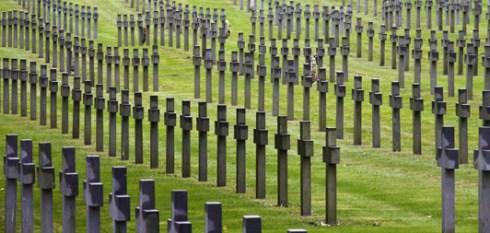 Bron: Bezininlimburg.nl | Duitse soldatenkerkhof Ysselsteyn