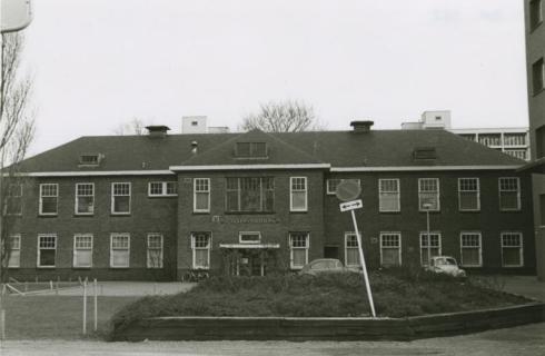 Bron: Rijckheyt.nl | St.Rochuspaviljoen (St.Jozefziekenhuis) 1977.