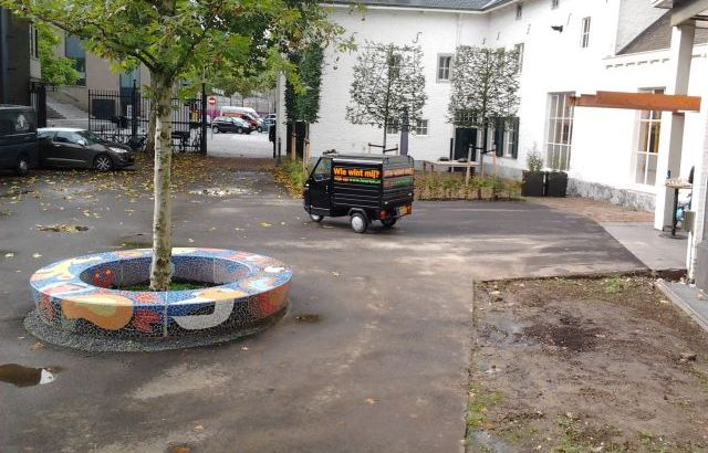 Bron: Heerlen Vertelt | op 12 oktober 2012 werd de nieuwe naam bekend gemaakt: Mijnplein