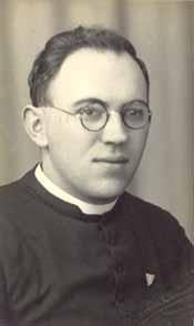 Kapelaan Jan Willem Berix 1907-1945