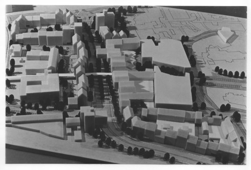 City-Oost maquette 1