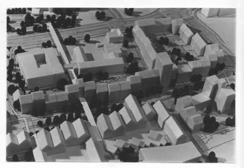 City-Oost maquette 2