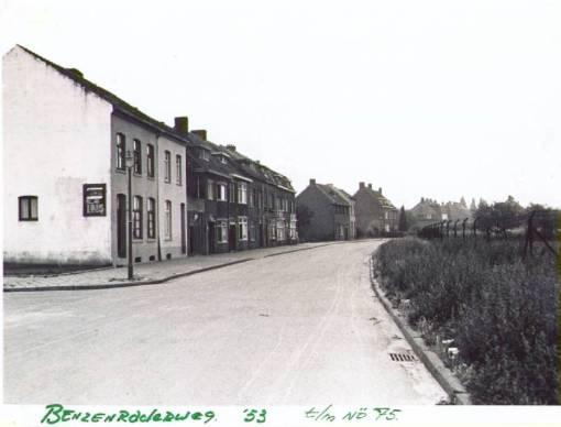 Bron: Rijckheyt.nl   Benzenraderweg 1953