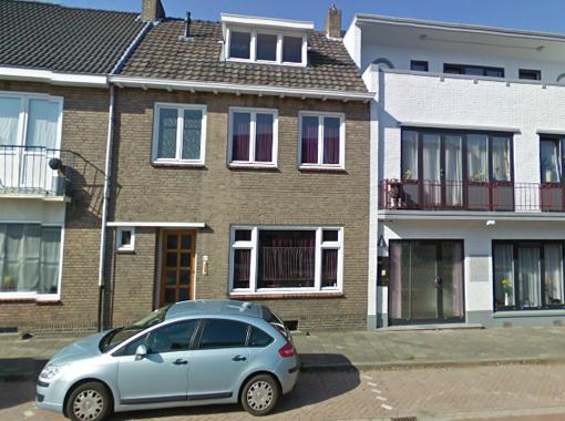 Ouderlijk huis aan de Kerkraderweg 62, Heerlen