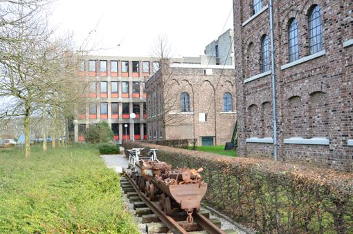 Bron: Wiel Vogt | Huidige O.N. I terrein met het NederlandsMijnmuseum en Carbon6
