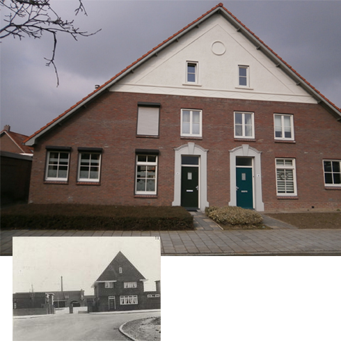 Slachthuis en huis van Opa, nu!