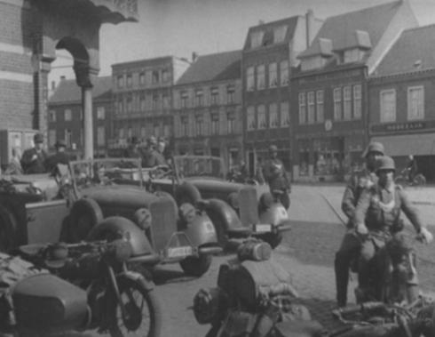 Bron: Rijckheyt.nl   Duitse soldaten in Heerlen