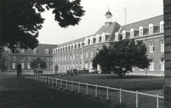De Vroedvrouwenschool in Heerlen, 1993 | Bron: Rijckheyt