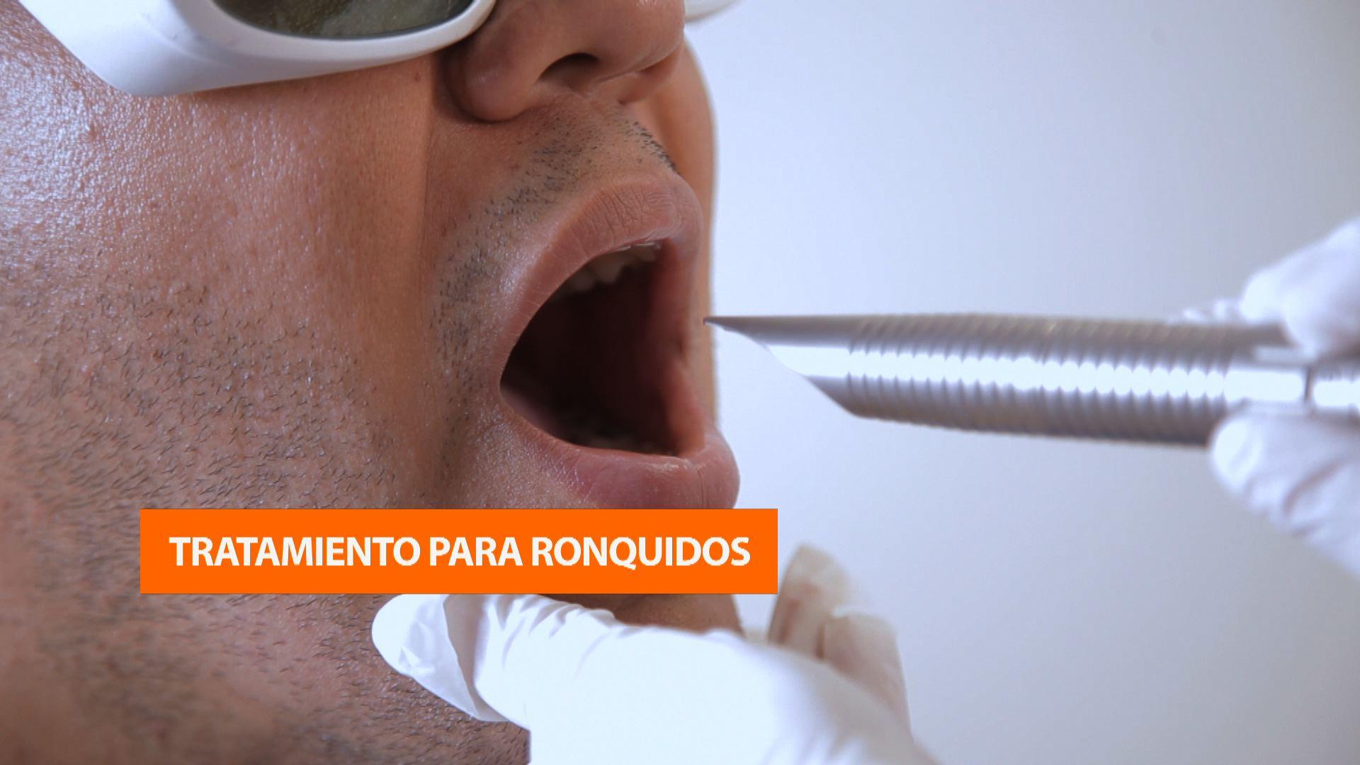 Tratamiento Para Ronquidos