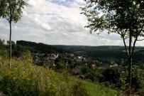 Ansicht vom Hundsberg
