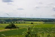 Blick vom Bornefeld