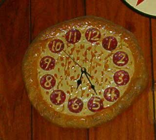 Time for Pizza!