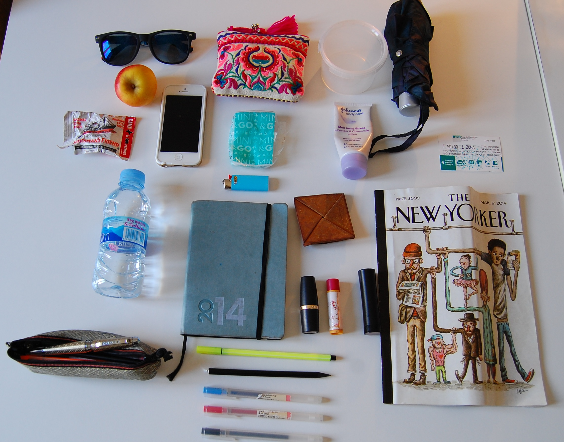 What S In Your Bag