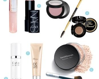 Makeup essentials Autumn/Winter / www.heidiandcoco.com