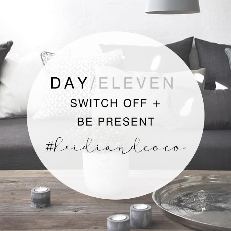 14 Days to Wellness - Day 11 / www.heidiandcoco.com
