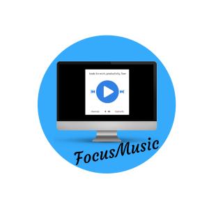 Digital tool: Focusmusic