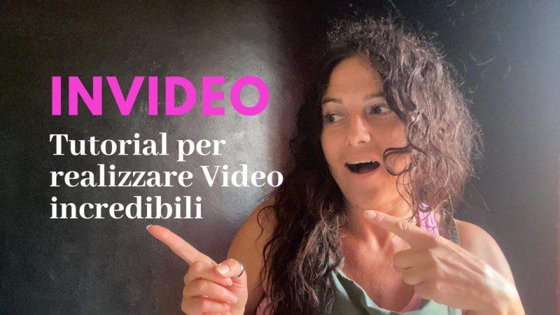 Tutorial INVIDEO per creare video in pochi minuti