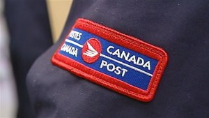 facteur postes canada