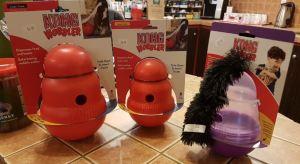 Kong - Wobbler pours chien et chats