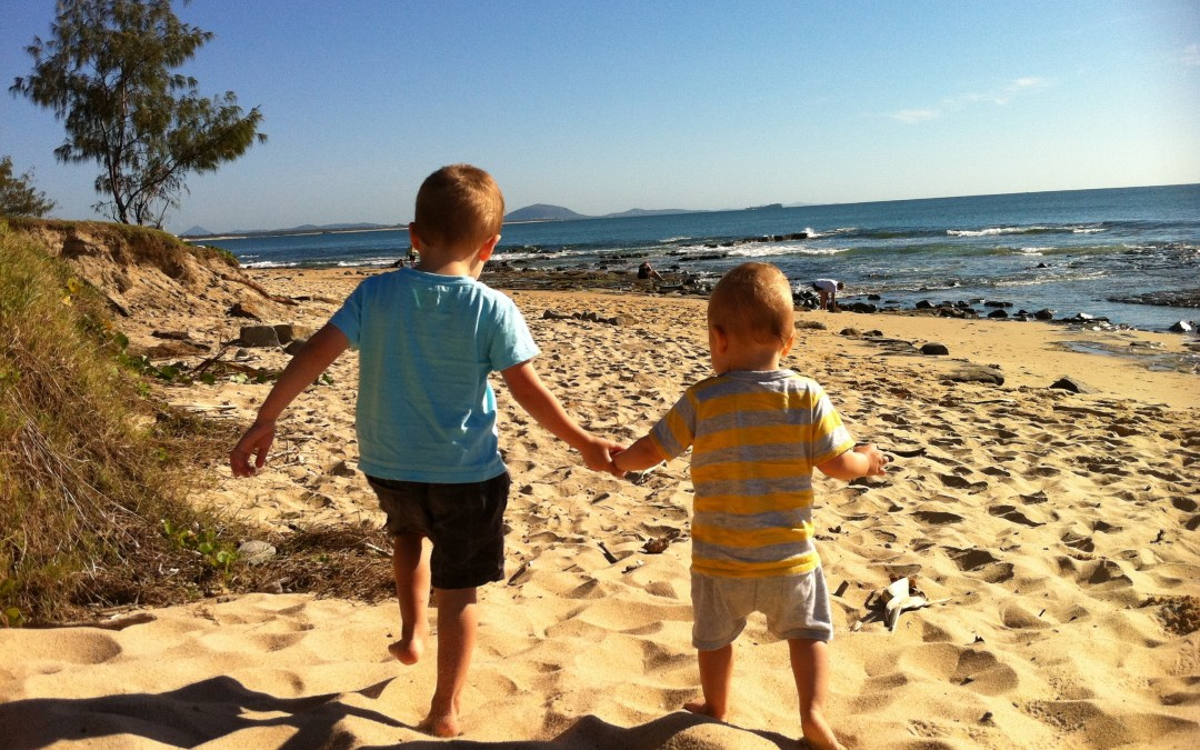 Saying it with a pen – rules for a big brother