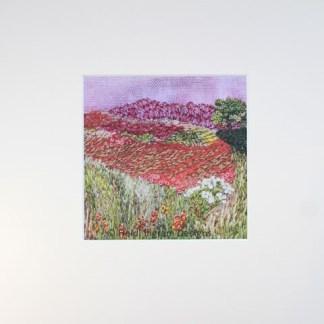 Autumn Landscape Print