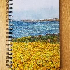 Notebook, wiro-bound