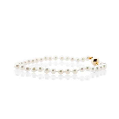 Beautiful Natural Cultured Pearl Bracelet - Heidi Kjeldsen Jewellery - BL1000-3