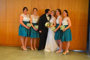 Bridesmaids, Drake and Em
