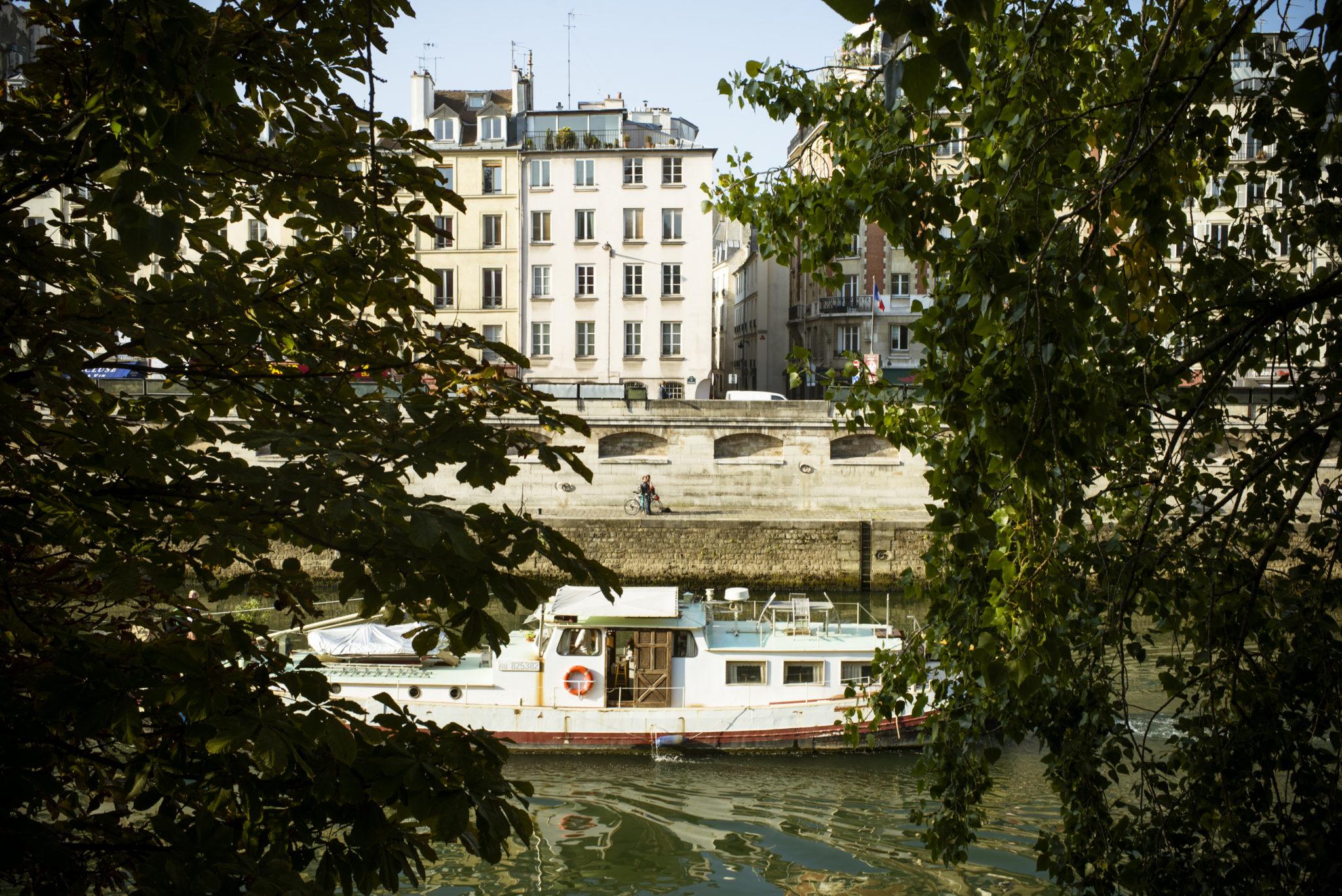 Paris sur Seine