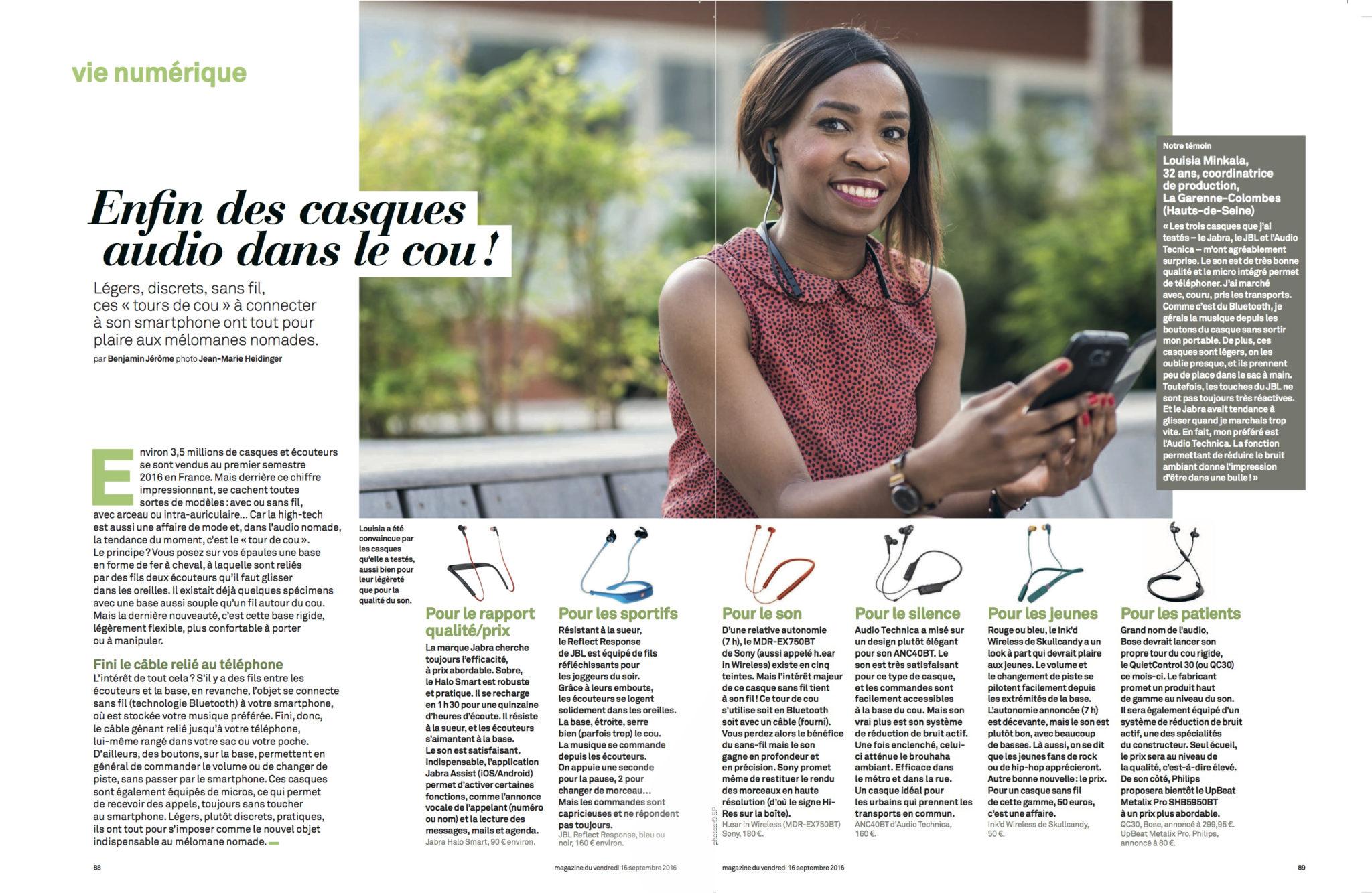 la parisien magazine