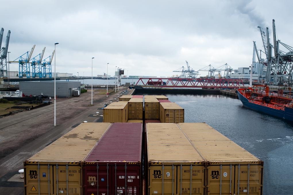 Port du Havre, ecluse François 1er
