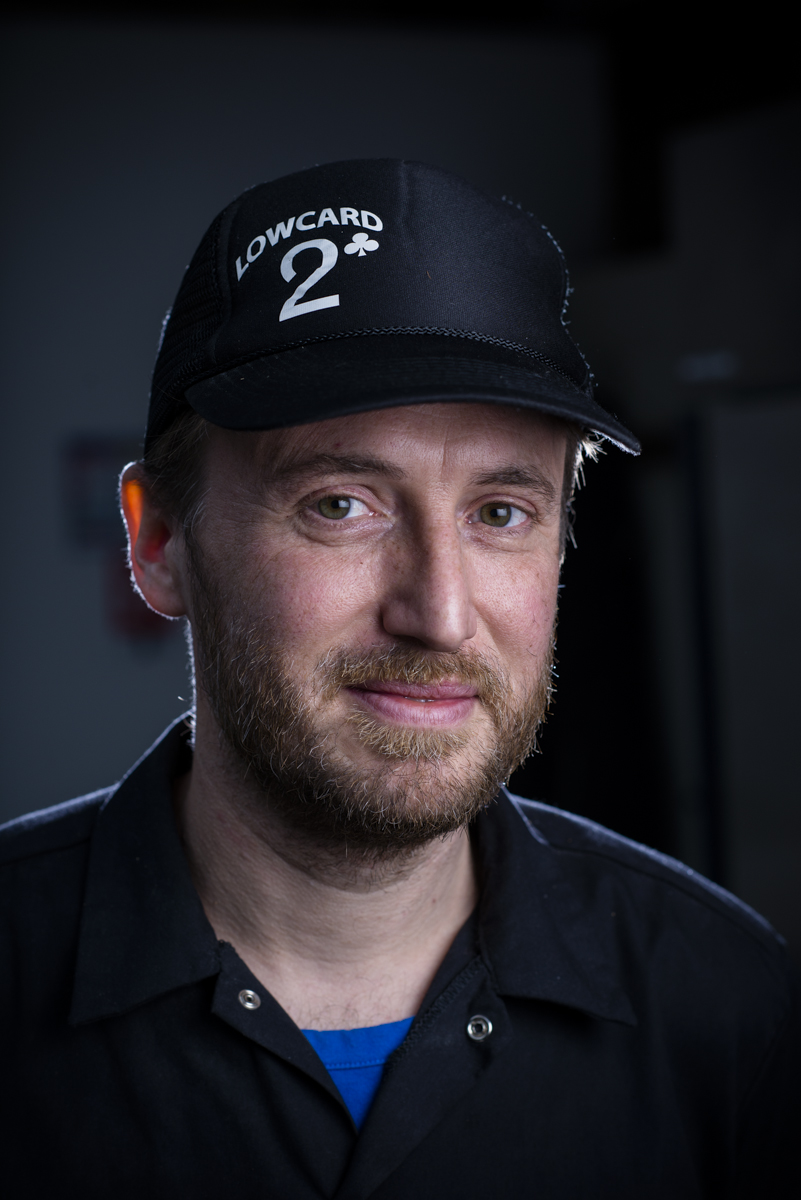 Yann Geffriaud, Brasseur et patron d'outland.