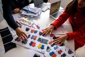 conception des vêtements de la marque Armor Lux.