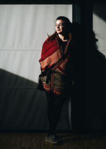 Thumette Leon, danseuse de signes