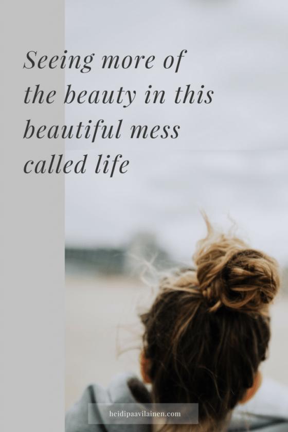 Seeing more of the beauty in this beautiful mess called life. Spiritual guidance through the 3 Principles understanding. #spiritualawakening #3principles #changeyourlife #spiritualguidance