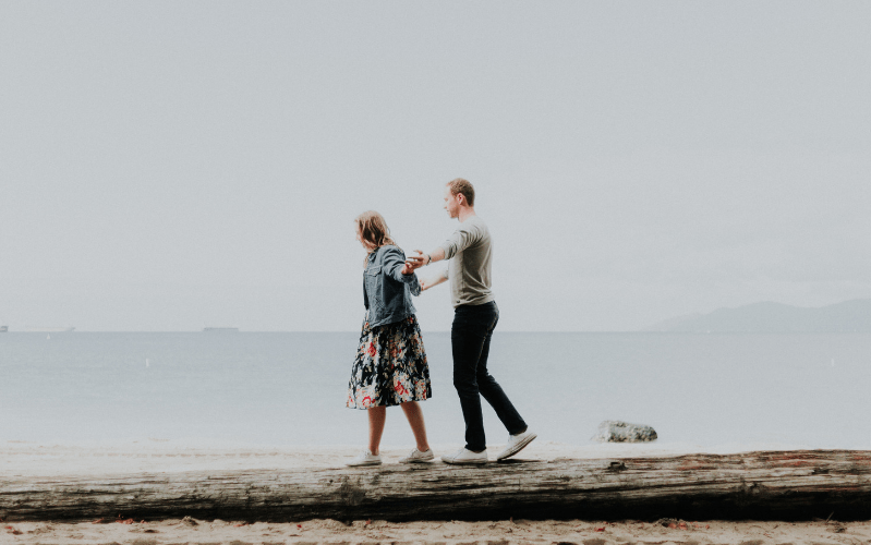 Allowing the feeling of love to change our relationships
