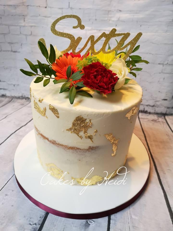 Gold birthday