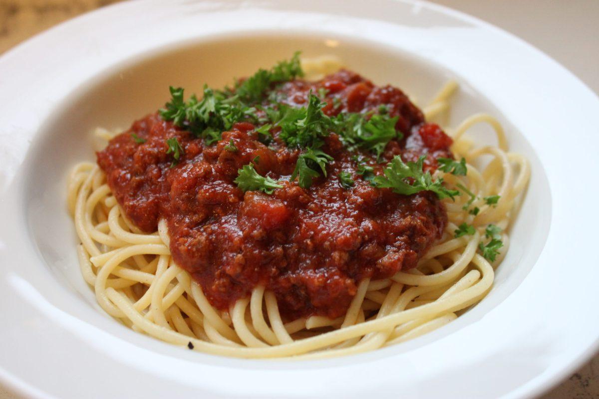 Crockpot Spaghetti Bolognese Sauce