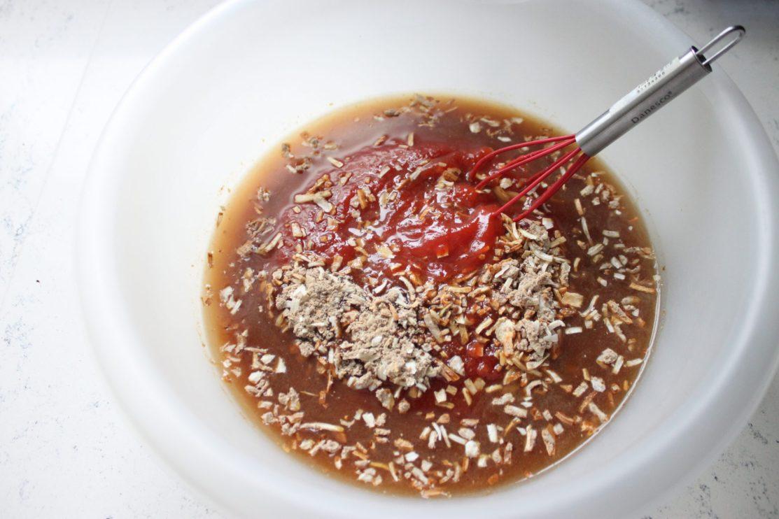 4 Ingredient Slow Cooked Tomato Roast
