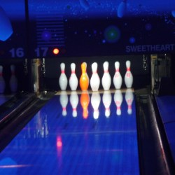 You've forgotten - you love to bowl!