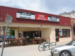 Lyric Cinema & Cafe