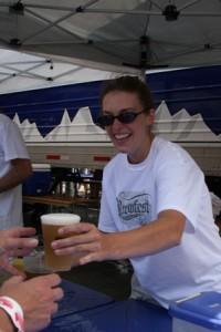 Colorado Brewers' Festival in Fort Collins, Colorado