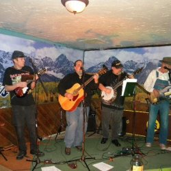 First Annual Northern Colorado Bluegrass Festival in LaPorte, Colorado Buckvillians